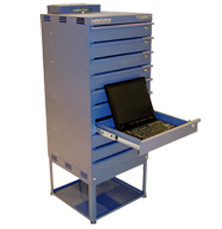 Laptop Lockup E-Tool Cabinet: Secure Laptop Cabinet, Lockable Laptop Cabinet