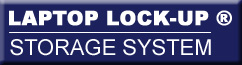 Laptop Lock-Up® Storage System: Secure Laptop Charging, Secure Laptop Storage, Secure Laptop Charging, Locking Laptop Cabinet, Secure Laptop Cabinet, Deployable Computer Cabinets, ESD Protection, Static Protection, Static Discharge Protection